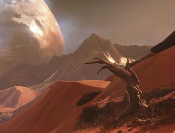 「Destiny」 火星マップの壮大なウォークスルー映像とプレイ映像が公開!!
