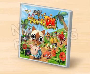 3DS「モンハン日記 ぽかぽかアイルー村DX」 オープニングムービーが公開!メチャカワゆるキャラ、アイルーたちの大冒険!!