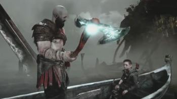 PS4「ゴッド・オブ・ウォー」 E3トレーラーが公開!