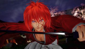 PS4/XB1「ジャンプフォース」るろうに剣心 -明治剣客浪漫譚-ショートPVが公開!