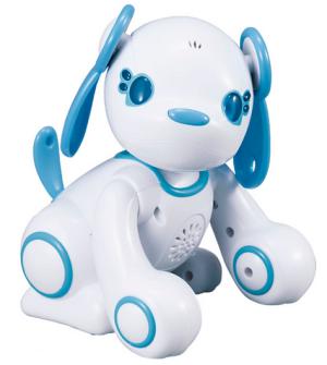 """3DSでコミュニケーションできるペットロボット""""ハートエナジー プーチ""""が7/31に登場!こっち見てるwwwww"""