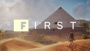 「アサシンクリード オリジンズ」 サイドミッション映像が公開!盗賊を追ってピラミッドの内部を探索する古代ロマン
