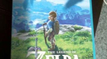 【釣り注意】 WiiU版「ゼルダの伝説 ブレスオブザワイルド」のフラゲ動画はフェイク
