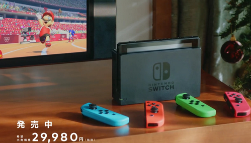 Switchの売上比率の82.8%が任天堂であり、他社が入り込む隙間がない件