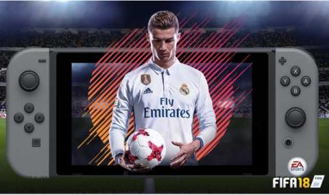 【朗報】Switch版「FIFA18」、10万本突破目前と好調なジワ売れ!!