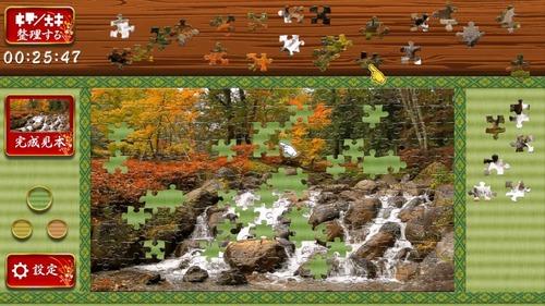 うごくジグソーパズル 日本の風景コレクション (3)