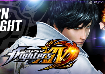PS4「THE KING OF FIGHTERS XIV」 ティザートレーラー第2弾が公開!!