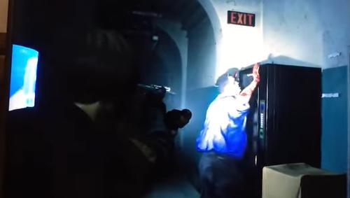 PS4「バイオハザード RE:2」E3実機プレイムービー 会場からお届け