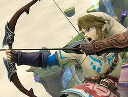 「大乱闘スマッシュブラザーズ 3DS/Wii U」 私服の『リンク』もイイネ!