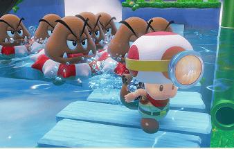 WiiU「進め!キノピオ隊長」 注目のアミーボ対応タイトル、北米版発売日が12/5に決定!