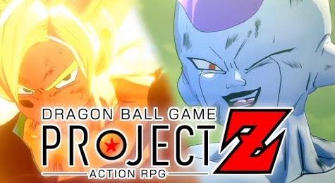 ドラゴンボール新作ACRPG「ドラゴンボールゲーム プロジェクトZ(仮称)」が全機種マルチで発売!E3で続報くる!?