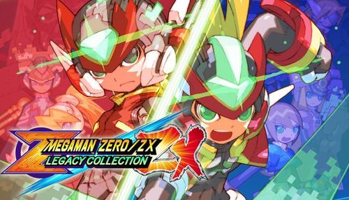 Switch/PS4/XB1「ロックマン ゼロ&ゼクス ダブルヒーローコレクション」アクション紹介動画が公開!