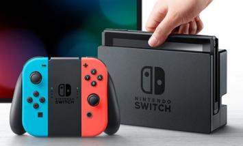 電撃「Nintendo Switchは圧倒的な強さで市場を牽引している。今週は30万台超え」