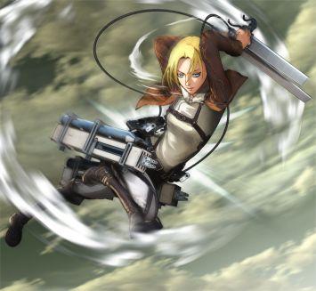 PS4/PS3/PSV 「進撃の巨人」 高画質版スクリーンショットが大量公開!めちゃくちゃキレイになってるwwwww