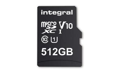 世界最大容量 ついに512GBのmicroSDカードが発表!2月より発売