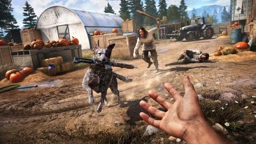 「ファークライ5」 発売後の展開を説明する最新トレイラーが公開!3種類のDLCと「Far Cry Arcade」の内容が明らかに