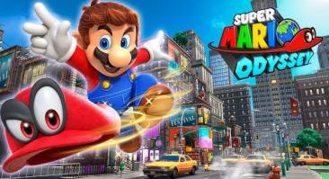 「スーパーマリオオデッセイ」 IGNレビュームービーが公開!