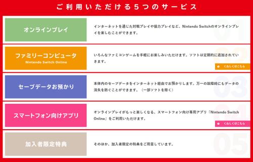 Nintendo Switch Online (2)