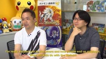 スイッチ版『ポケモン』についてゲームフリーク増田氏 「1人1台スイッチを買って待っててね!」