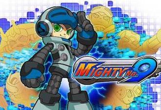 真のロックマン「Mighty No.9」 アニメ化決定!!