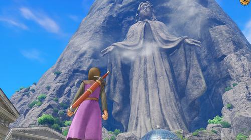 【画像】ドラクエ11、PS4版/3DS版最新スクリーンショットが公開!