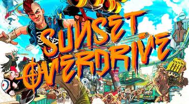 【朗報】ソニーが『Sunset Overdrive』の商標を登録 サンセットオーバードライブがPS移植か