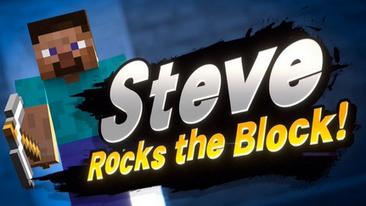 【仲良し】Xbox公式「スティーブがスマブラに参戦!」 ここぞとばかりに猛プッシュ!!