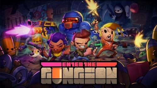 【朗報】Switch版『Enter the Gungeon』、発売2週間で7万5000本を売り上げる