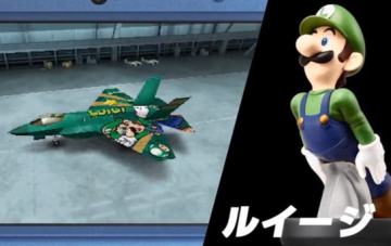 3DS「エースコンバット3D クロスランブル+」は1/29発売!『amiibo』対応、『リンク』機体、『ルイージ』機体など任天堂コラボ機体も参戦!!