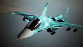 PS4/XB1「エースコンバット7 スカイズ・アンノウン」機体紹介トレーラー『Su-34』が公開!