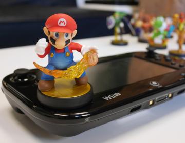 アミーボに書き込んだデータは、3DSやWiiUの本体の設定で消去可能と判明!