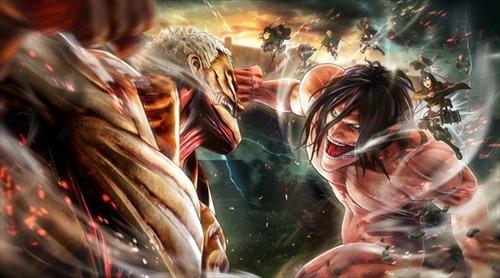 ゲオ「進撃の巨人2はSwitch版が好調、PS4とVita版は苦戦している」