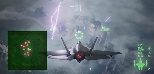 PS4/XB1「エースコンバット7 スカイズ・アンノウン」TGS2018実機デモプレイムービーが公開!あまりのリアルさに歓声上がるwww