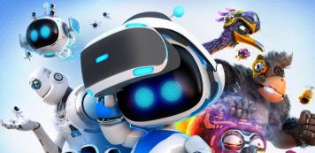 【朗報】VR向けジャンプアクション「Astro Bot」メタスコ90の大好評!!