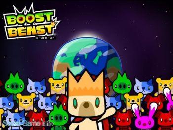 パズルゲー「Boost Beast」 ニンテンドースイッチ版が発売決定!