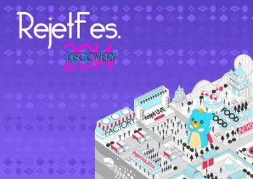 女性向けゲームが集まるイベント「Rejet Fes.2014 DISCOVERY」が10月開催決定!人気作品・豪華声優陣が集結!!