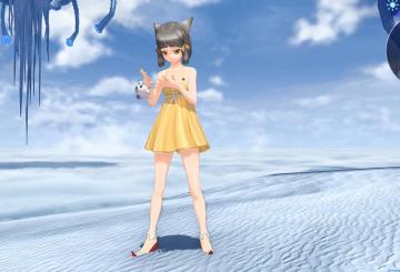 「ゼノブレイド2」水着DLC画像が公式Twitterで公開!普段から水着みたいな奴がいるwwww