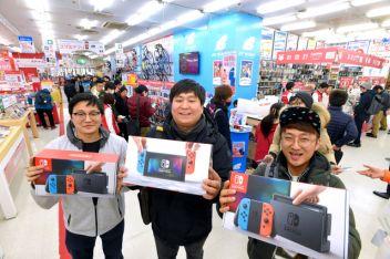 【朗報】ニンテンドースイッチ、PS大国韓国にて発売1ヶ月11万台を記録!PS4の発売6ヶ月5万台を打ち破る!!