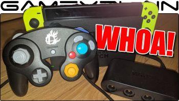 """【朗報】ニンテンドースイッチ、アップデートでGCコントローラ使用可能に!ということは、やっぱり""""あのゲーム""""が来るッ!?"""
