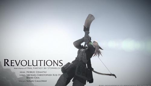 「ファイナルファンタジー14 紅蓮のリベレーター」 メインテーマとなる「Revolutions」のトレイラーが公開!リセ、ヒエンなどキーキャラが登場!!