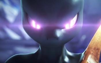 Wii U版「ポッ拳」 謎のポケモン『ダークミュウツー』登場PV完全版が公開!