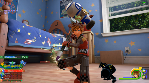 Kingdom Hearts III (5)
