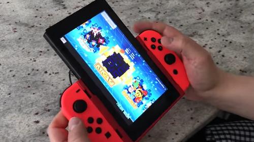 Switchで縦持ちを可能にする『FlipGrip』がけっこう凄い!!