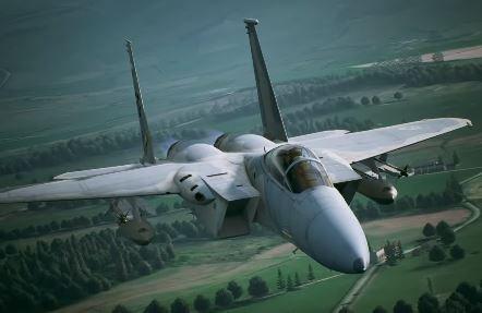 エースコンバット7F-15C
