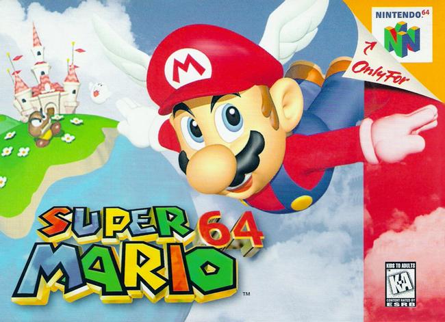 なぜ、「スーパーマリオ64」を超えるゲームが未だに出ないのか?