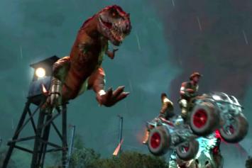 恐竜を狩る協力ガンシューティング 「ジュラシック・パーク アーケード」が登場、PV公開!映画のワンシーンも再現!!