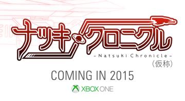 「ナツキクロニクル(仮題)」 Xbox One向け新作シューティングゲームが発表!ティザーサイトがオープン!!