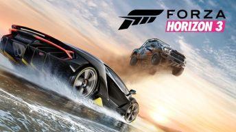 【悲報】「Forza Horizon 3」がエンスト爆死