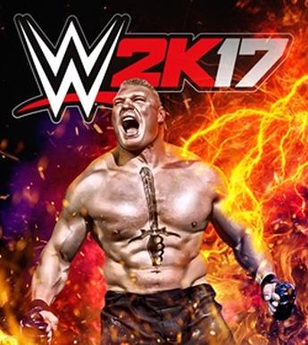 プロレスゲーWWEシリーズ最新作 PS4/XB1「WWE 2K17」 国内版が3/17本日発売!ローンチトレイラー公開!