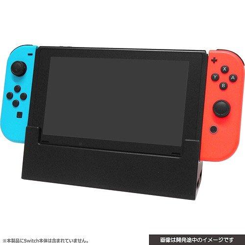 【朗報】Switch向け 有線LANポート搭載ドックが発売!これ、純正より高性能じゃね?